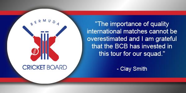 BCB Bermuda Cricket Board TC August 30 2016