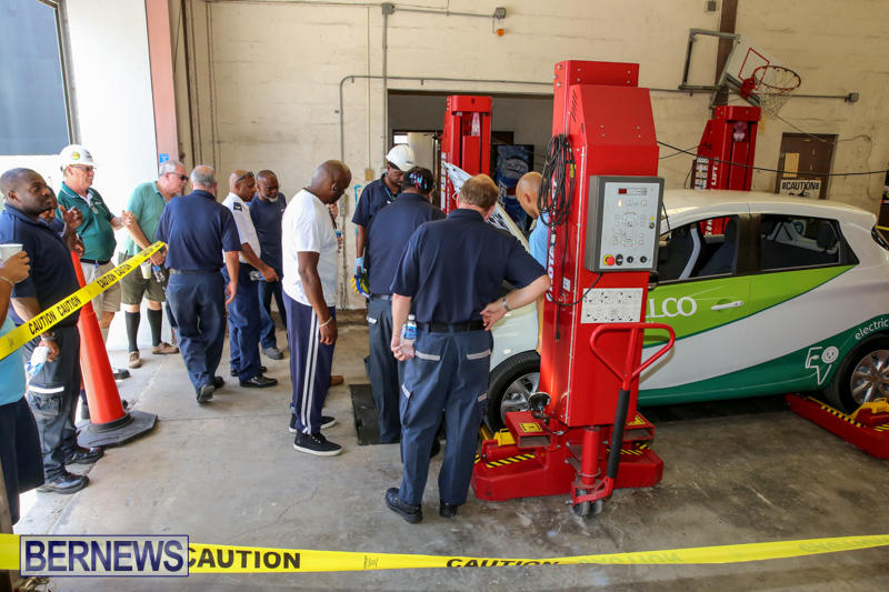BELCO-Electric-Vehicle-Emergency-Training-Bermuda-August-9-2016-13