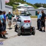 BELCO Electric Vehicle Emergency Training Bermuda, August 9 2016-4