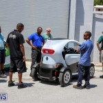 BELCO Electric Vehicle Emergency Training Bermuda, August 9 2016-5