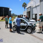 BELCO Electric Vehicle Emergency Training Bermuda, August 9 2016-6