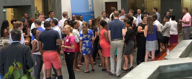 BFIS End of Summer networking