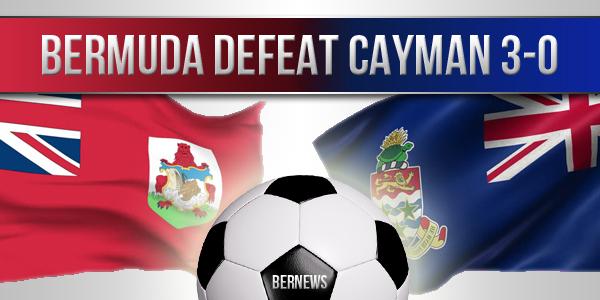 Bermuda - Cayman TC August 2016