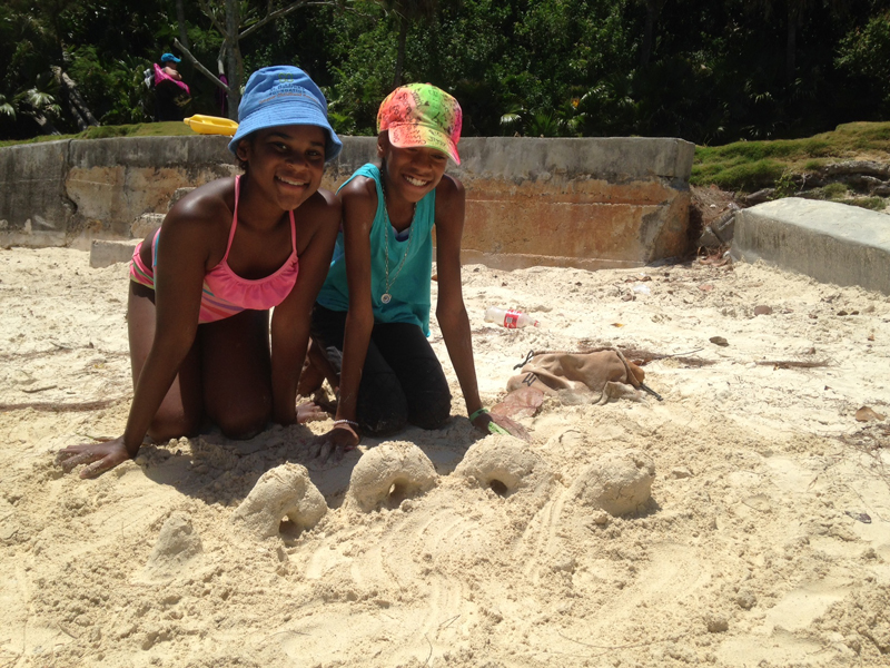Bermuda Sand Sculpture August 2016 (1)