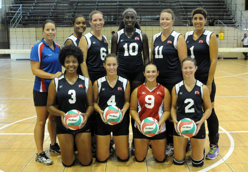 Bermuda Volleyball Team