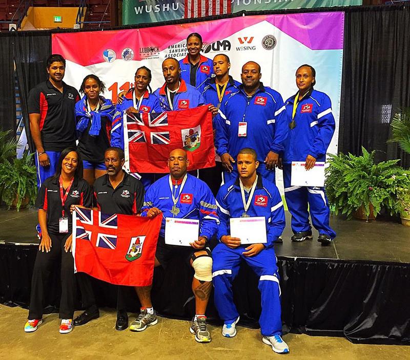 Bermuda Wushu August 2016