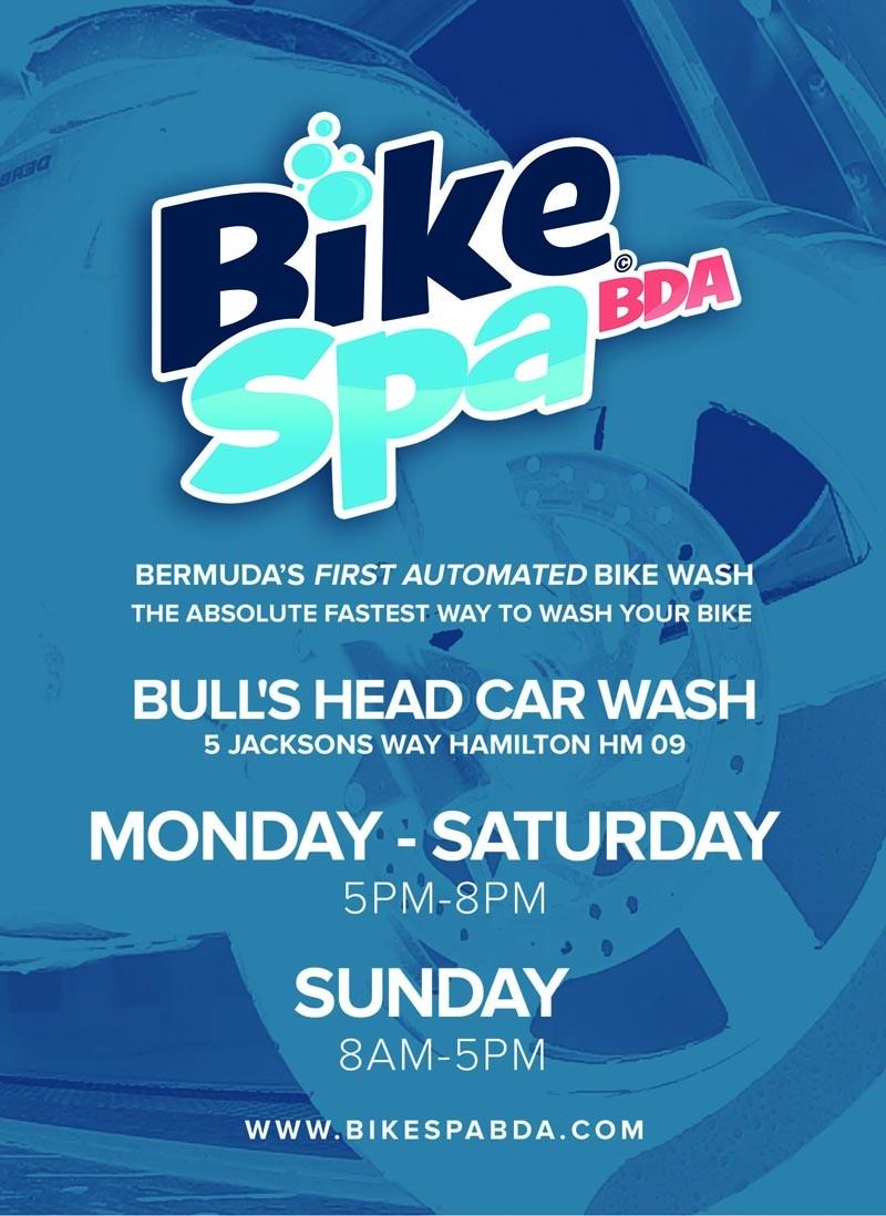 BikeSpa Bermuda August 11 2016 1