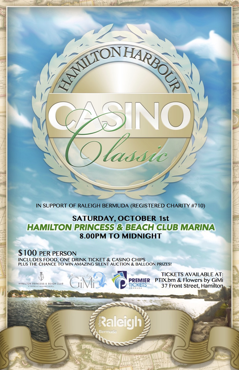 Casino Classic Bermuda August 2016