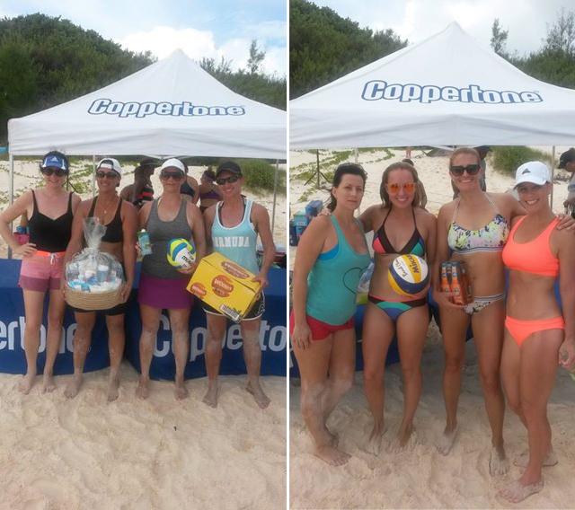 Coppertone Beach Volleyball Tournament Bermuda August 2016 (1)