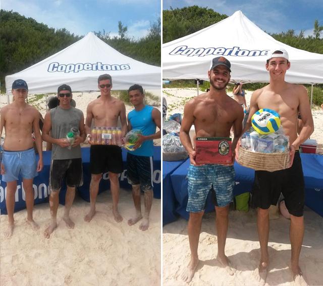 Coppertone Beach Volleyball Tournament Bermuda August 2016 (10)
