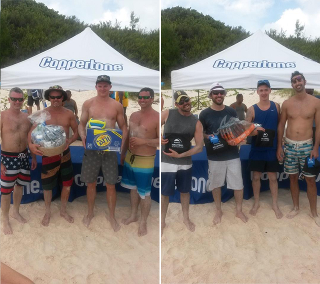 Coppertone Beach Volleyball Tournament Bermuda August 2016 (8)