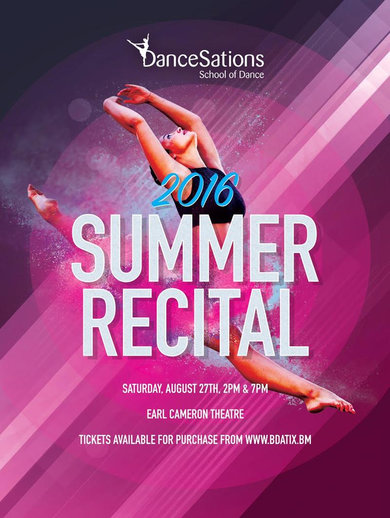 DanceStations 2016 Summer Recital Bermuda