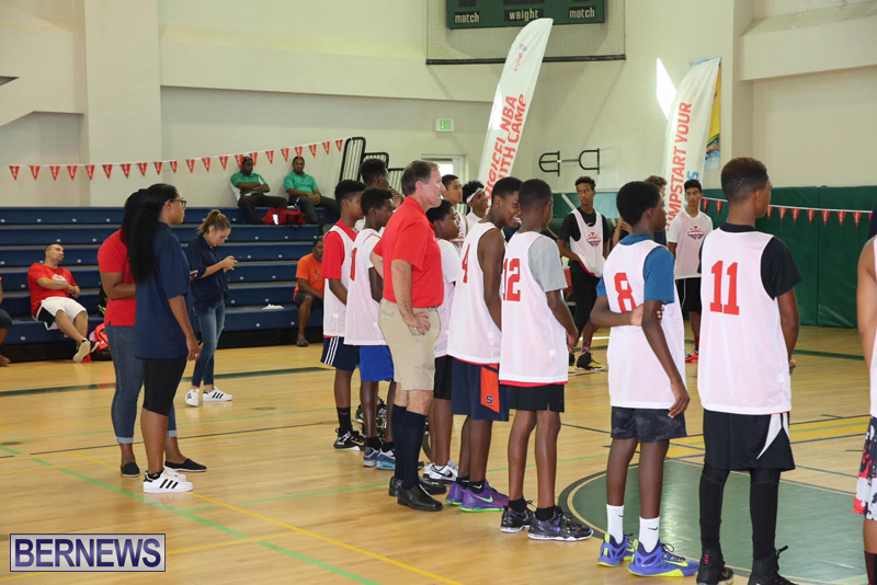 Digicel Jumpstart Clinic Bermuda August 2016 14