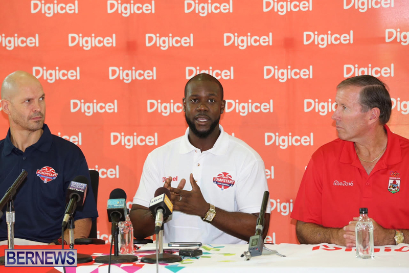Digicel Jumpstart Clinic Bermuda August 2016 8