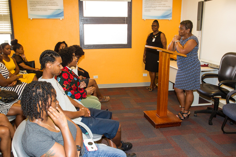 Government Summer Internship Programme Bermuda August 24 2016 4