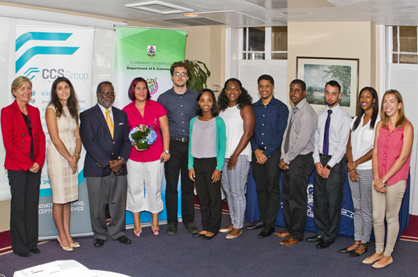 Interns Technology Leadership Forum Bermuda August 25 2016