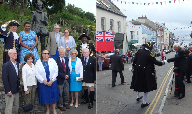 New Statue at Lyme Regis Bermuda August 2016 (3)