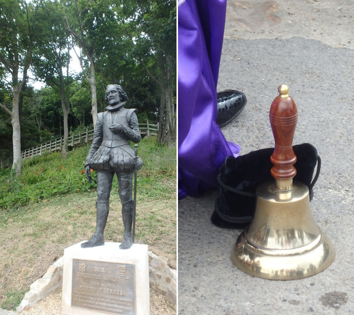 New Statue at Lyme Regis Bermuda August 2016 (5)