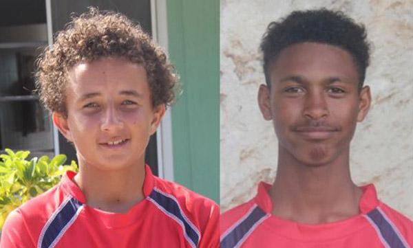 Nzari Paynter & Chare Smith Bermuda August 5 2016