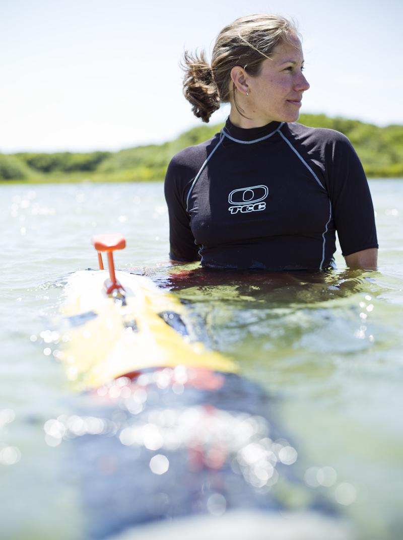 Ocean Tech Amy Kukulya Bermuda August 2016