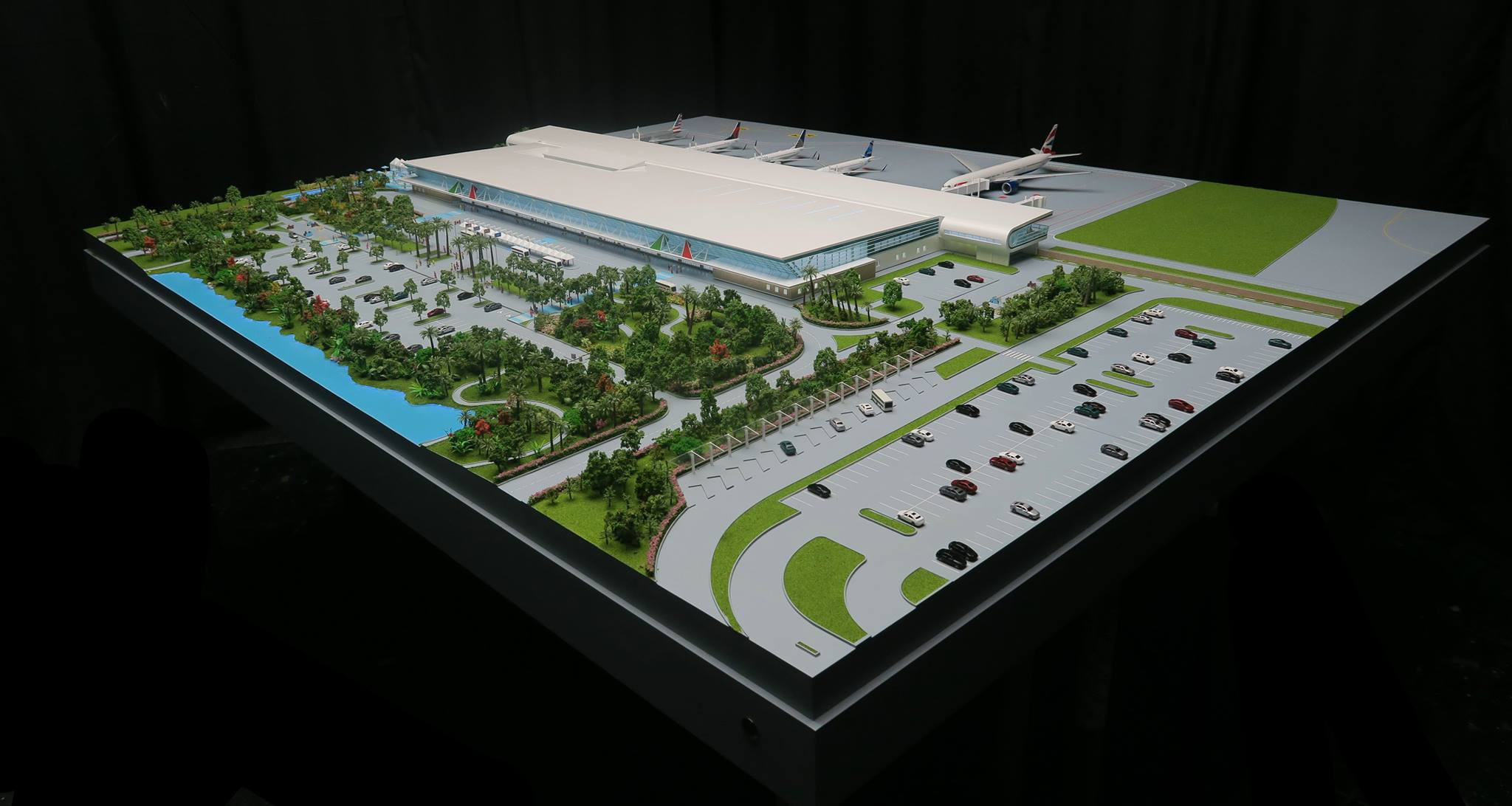 Proposed Model Airport Redevelopment Project Bermuda August 2016 (1)