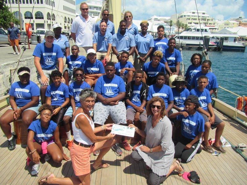 Seagull Race  Bermuda Sloop