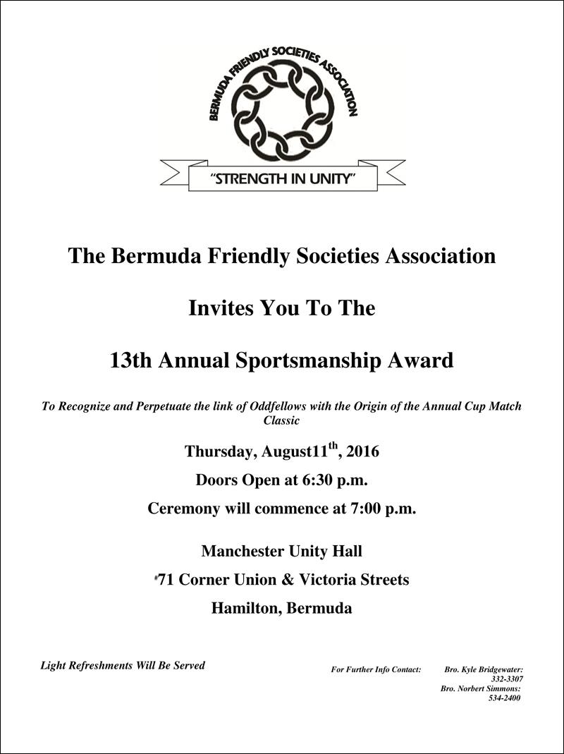 Microsoft Word - Sportsmanship Award Flyer 2016
