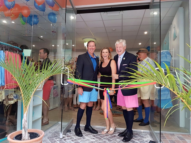 TABS Ribbon Cutting Bermuda August 31 2016
