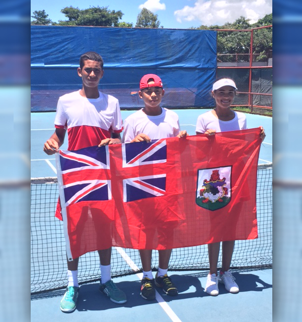 Tennis Bermuda August 1 2016