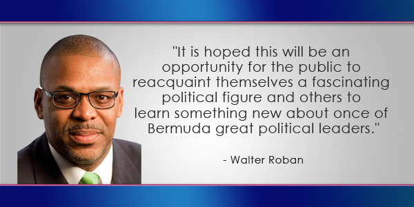 Walter Roban Bermuda TC August 21 2016