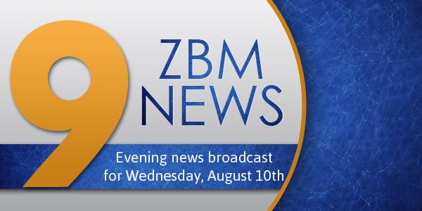 zbm 9 news Bermuda August 10 2016