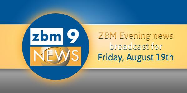 zbm 9 news Bermuda August 19 2016