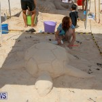 21st Bermuda Sand Sculpture Competition, September 3 2016-10