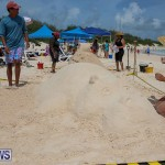 21st Bermuda Sand Sculpture Competition, September 3 2016-2