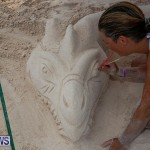 21st Bermuda Sand Sculpture Competition, September 3 2016-20