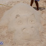 21st Bermuda Sand Sculpture Competition, September 3 2016-3