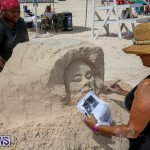 21st Bermuda Sand Sculpture Competition, September 3 2016-7