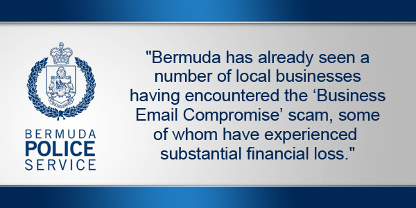 Bermuda Police Service TC September 23 2016
