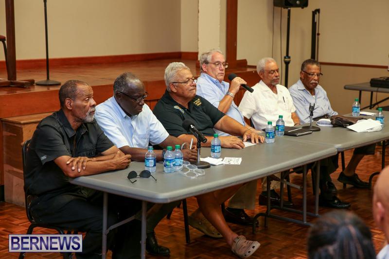 Bermuda Technical Institute Alumni Forum, August 31 2016-2