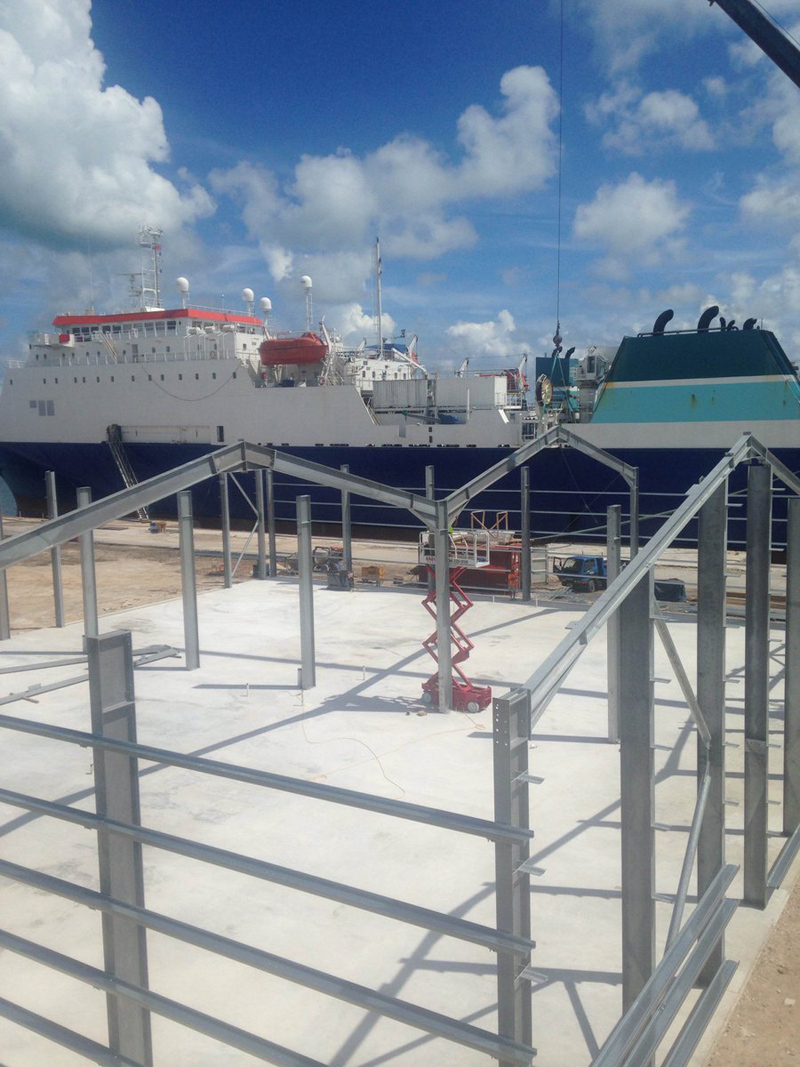 Bermuda base September 20 2016 2