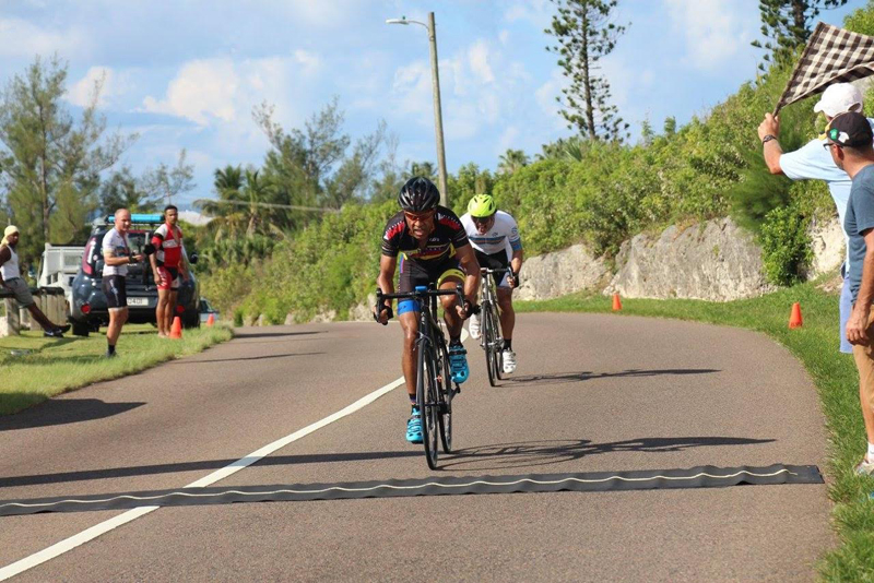 Bicycle Works Road Race Bermuda Sept 11 2016