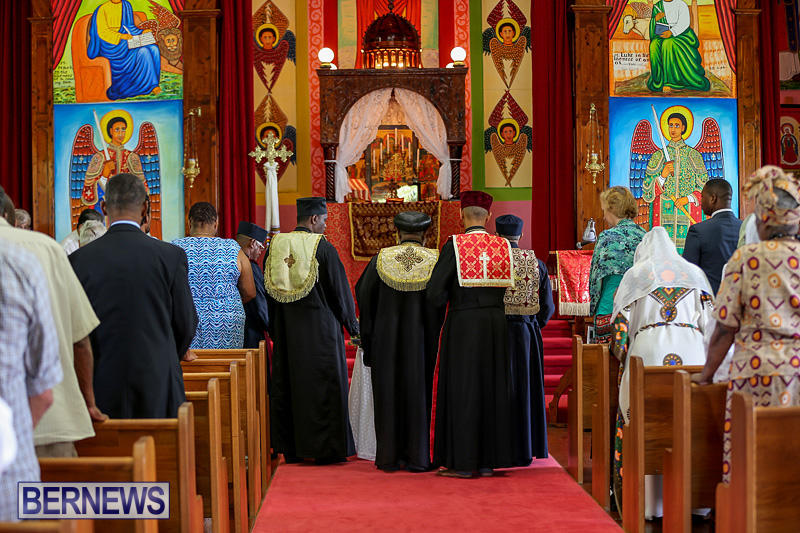 Photos Ethiopian Orthodox Church Rededication Bernews