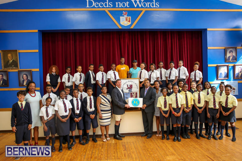 Dellwood Middle School Bermuda, September 22 2016-8