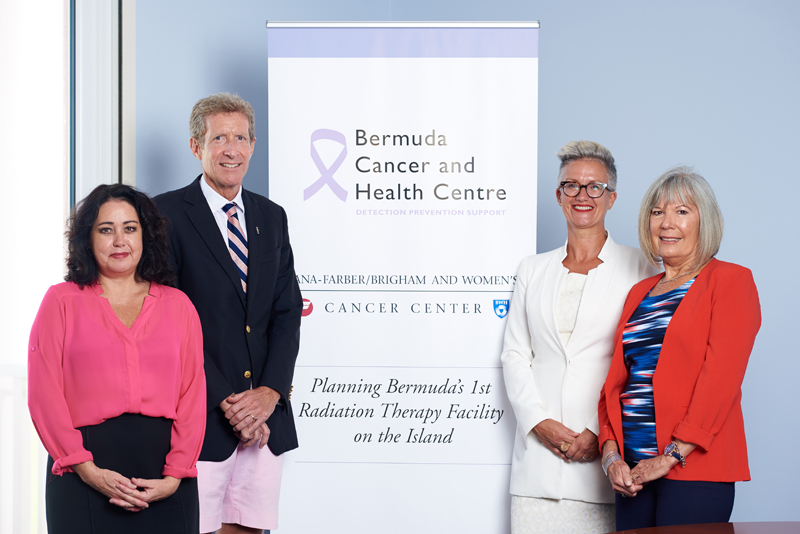 Donation to BCHC Bermuda Sept 14 2016