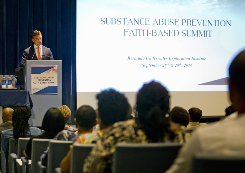 Faith Based Summit Bermuda September 28 2016 2