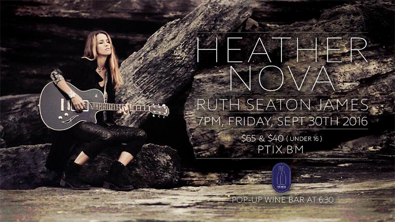 Heather Nova Bermuda Sept 6 2016