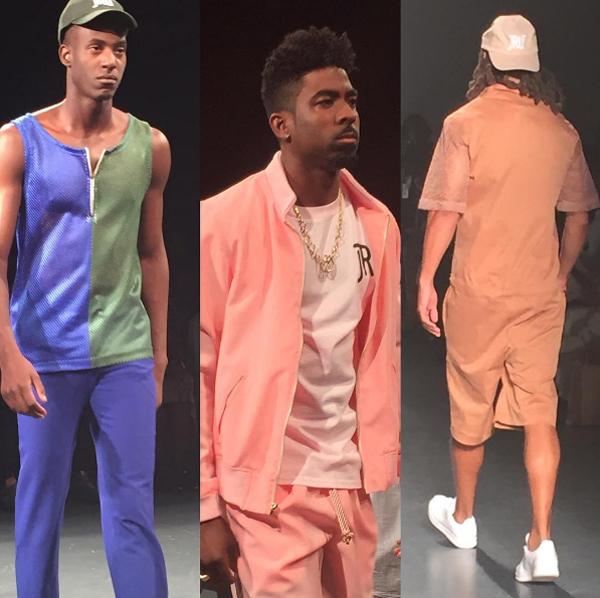 JRU Clothing Bermuda at NY Fashion Sept 2016 (1)