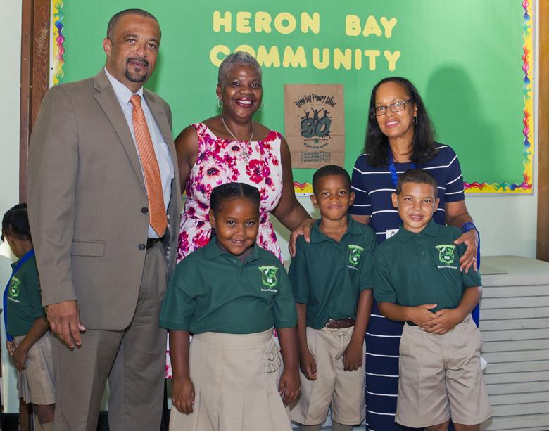 Minister First Day School Bermuda Sept 8 2016 1