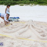 Sand Sculpture Competition Horseshoe Bay Beach Bermuda, September 5 2015-11