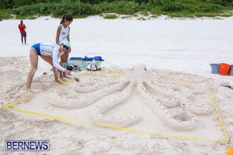 Sand-Sculpture-Competition-Horseshoe-Bay-Beach-Bermuda-September-5-2015-11
